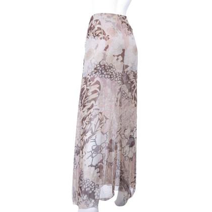 Valentino Silk chiffon skirt