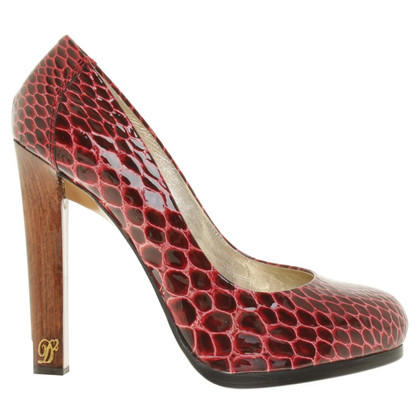 Dsquared2 pumps in Borgogna