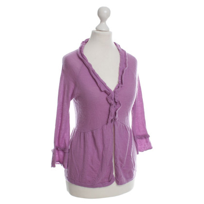 Dear Cashmere Kasjmir Top in roze