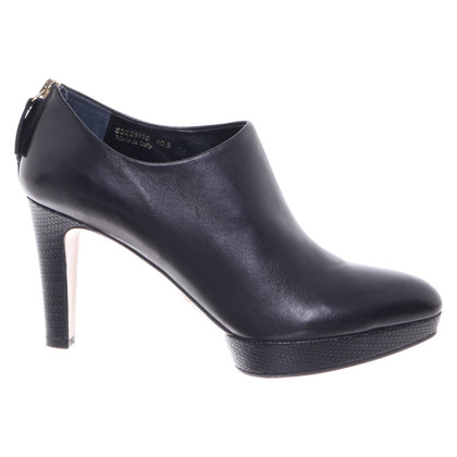 Hugo Boss Leather ankle boots