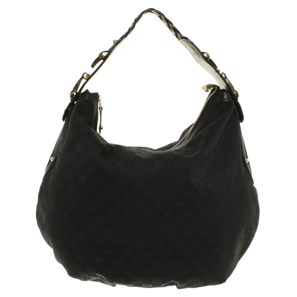 gucci handbag in black buy second hand gucci handbag in