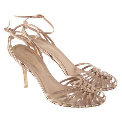 Sergio Rossi pumps in brons