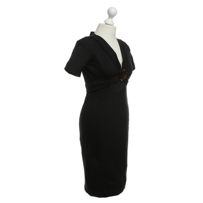 Gucci Jersey-jurk met Dekoschließe