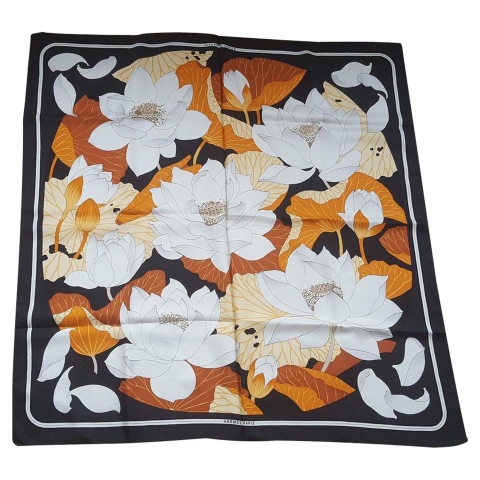 Hermès silk scarf