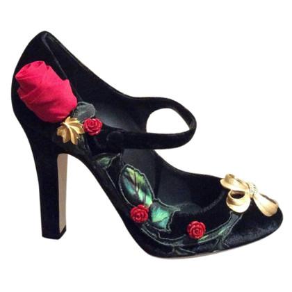 Dolce & Gabbana Mary Janes