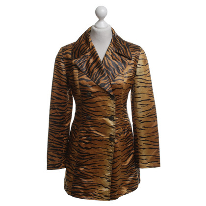 Moschino Jacket in animal look
