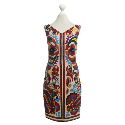Talbot Runhof Dress with floral print