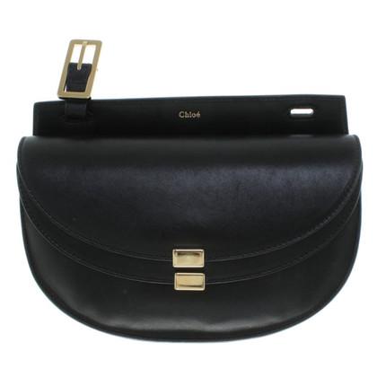 """Chloé """"Bag Georgia"""" in nero"""