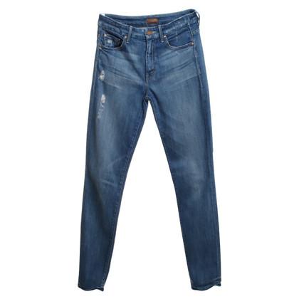 Mother Jeans in Vernietigd Look