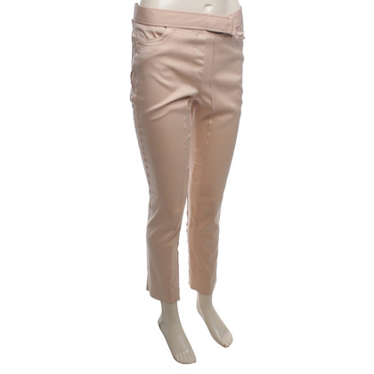 Gucci Silk pants with inside-out look
