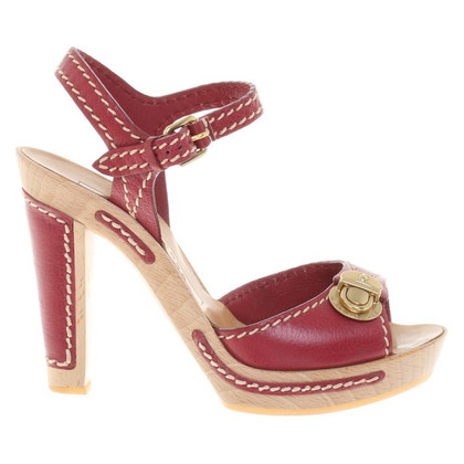 Marc Jacobs Sandals in Bordeaux