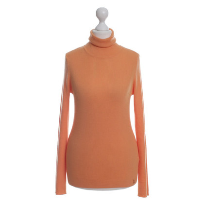 Escada Turtlenecks in Orange
