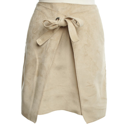 Adolfo Dominguez skirt in Beige