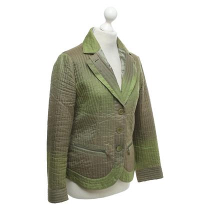 Armani Jacket in green / brown