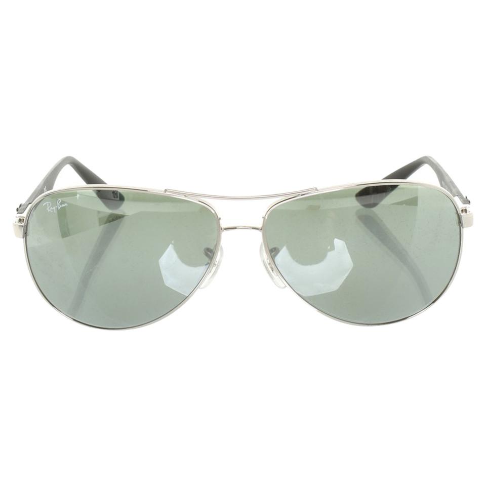 Ray Ban Sunglasses in Silver Gray