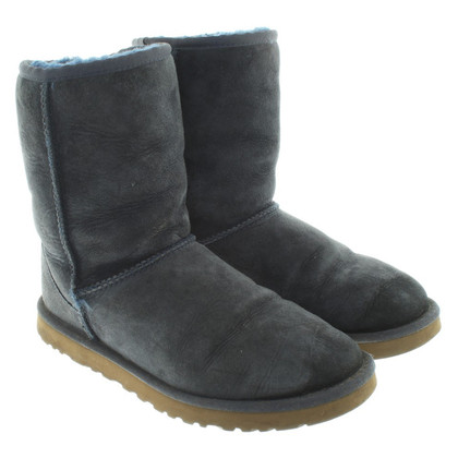 Ugg Boots in Blau