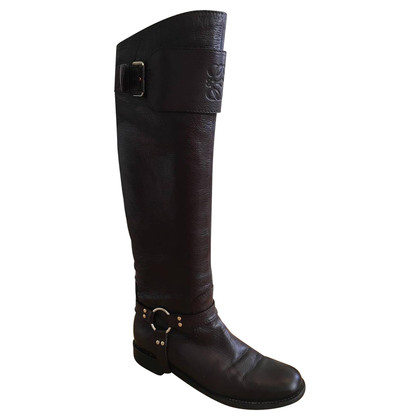 Loewe Calf leather boots