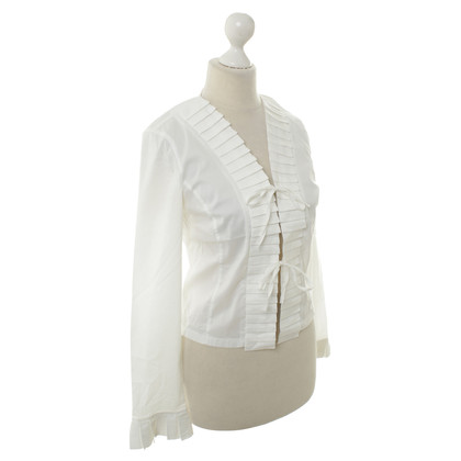 Armani Jeans Blouse in white