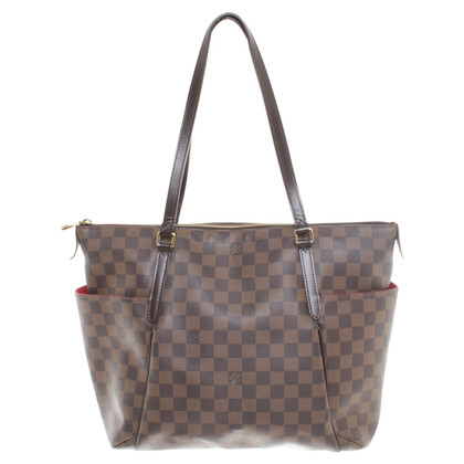 Louis Vuitton Shoppers from Damier Ebene Canvas