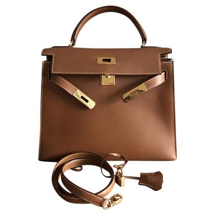 """Hermès """"Kelly Bag 28"""" from Epsomleder"""