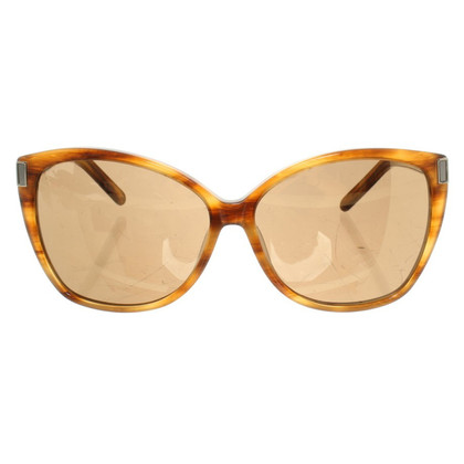 Chloé Sunglasses in wood look