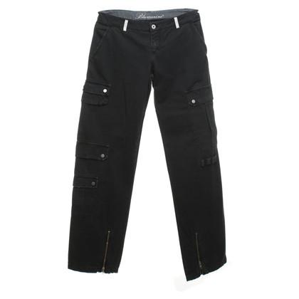 Blumarine trousers in used look