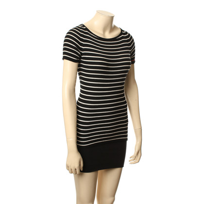 Gucci top with stripe pattern