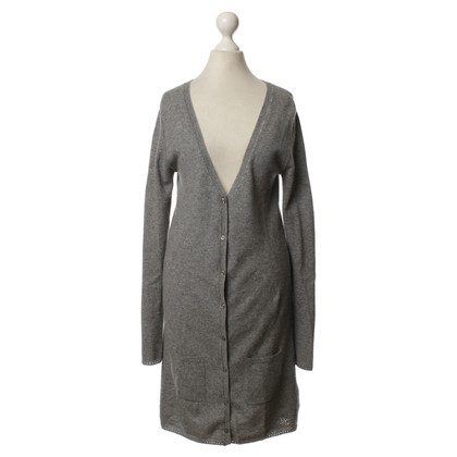 Dear Cashmere Cardigan in grey