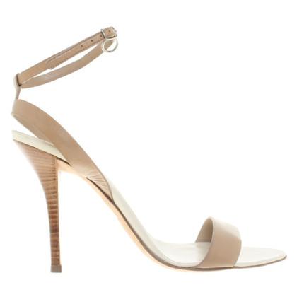 Helmut Lang Sandals in beige