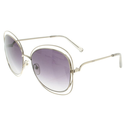 Chloé Metal sunglasses