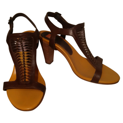 Boss Orange Sandals leather