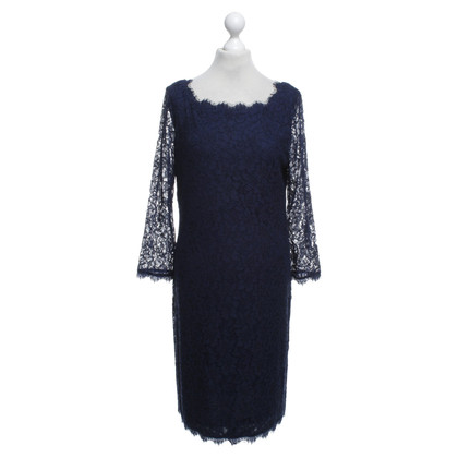 "Diane von Furstenberg Lace dress ""Zarita Long"""