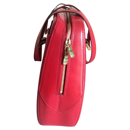 "Louis Vuitton ""Jasmin EPI leather"" in red"