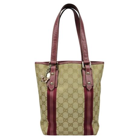Rabatt Amazon Gucci Tote Bag aus GG Supreme Canvas Bunt / Muster Finish Verkauf Online In Deutschland Günstig Online 0VPh0r