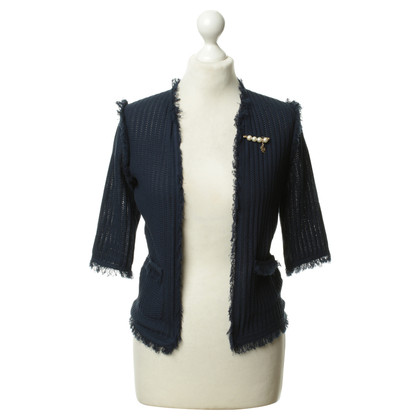 Dsquared2 Strickjacke in Blau
