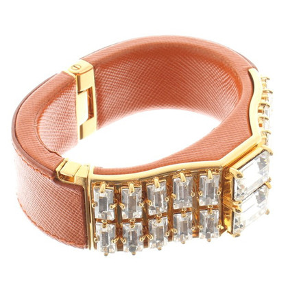 Prada Armband met sieraden stenen