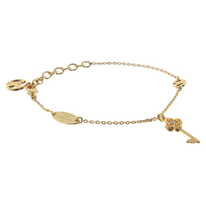 Louis Vuitton Bracelet with pendants