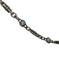 Versace Chain belt with star