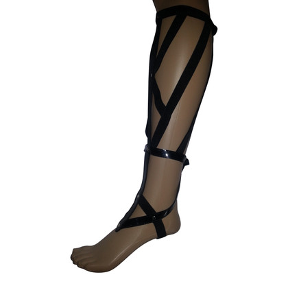 Wolford Gaiters of elastic straps