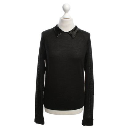 Armani Jeans Pullover in Schwarz