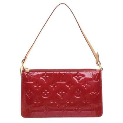 Louis Vuitton clutch from Monogram Vernis