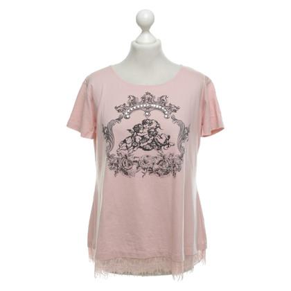 Twin-Set Simona Barbieri T-shirt with gemstones