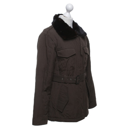 Woolrich Giacca in verde oliva