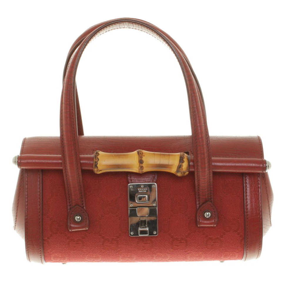 Gucci Handbag in red