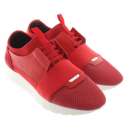 Balenciaga Sneakers in Red