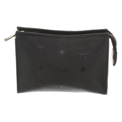 MCM Cosmetic bag in black