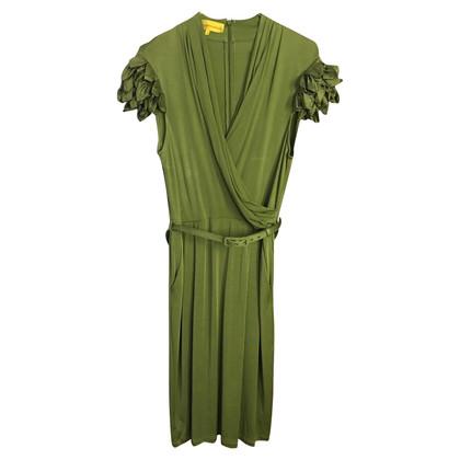 Catherine Malandrino Kleid aus Seidenjersey