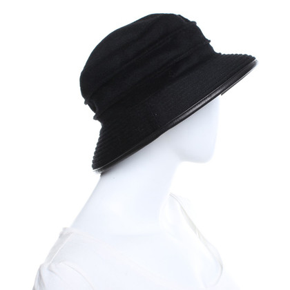 Hermès Cappello in nero