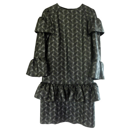 Dries van Noten MIDI dress with ruffle