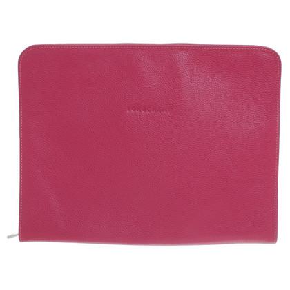 Longchamp Laptop bag pink